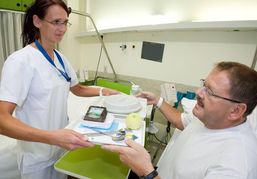 Grundsteinlegung für die Neue Innere Medizin